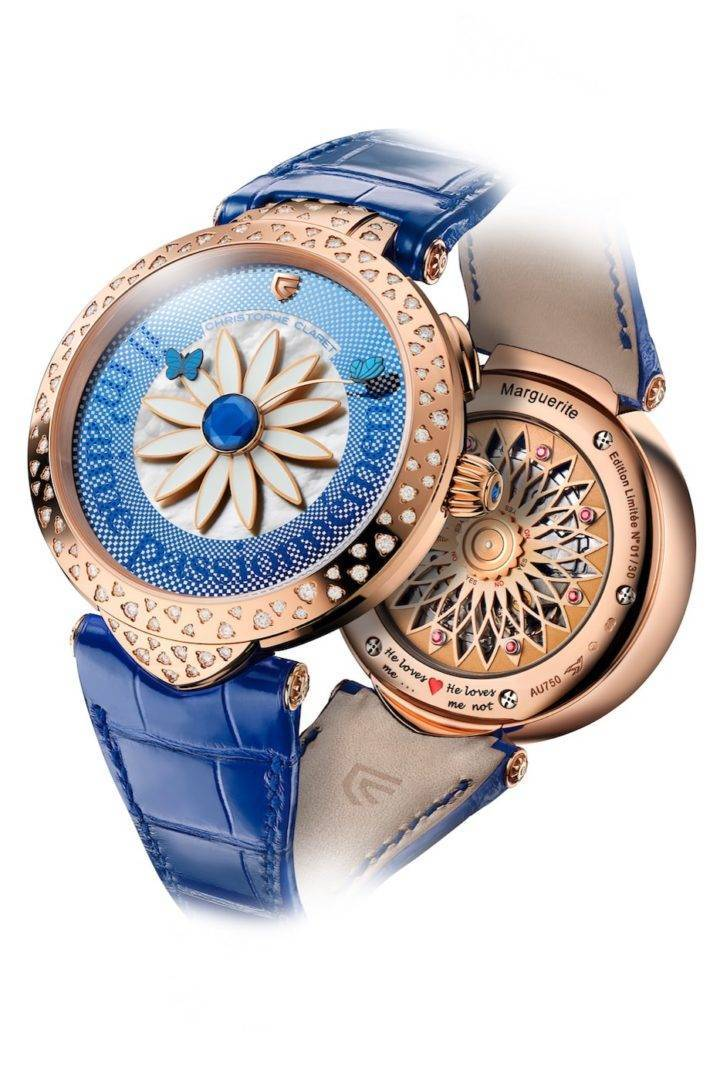 Hight and complecated watches
