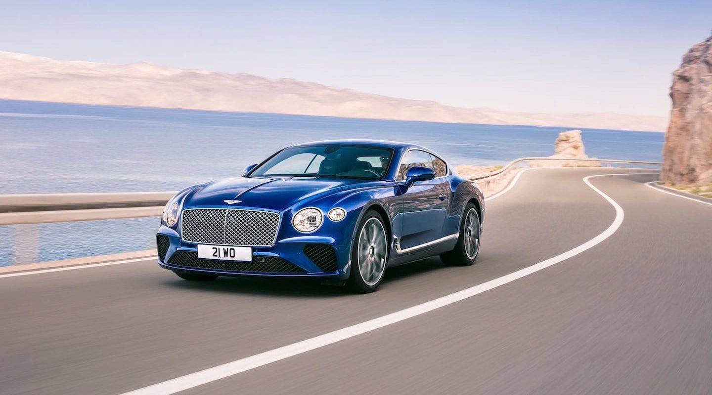 Bentley New Continental Gt Access Paris The Mag 2020 Restaurant Hotel Villa Shopping Bar Club Leisure Services